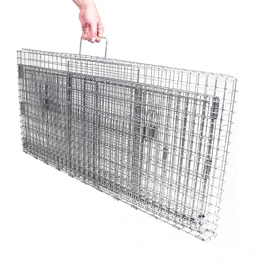[Hot Item] Hunting Live Animal Trap Cages for Catching Rats/Mink/Rodent/Cat