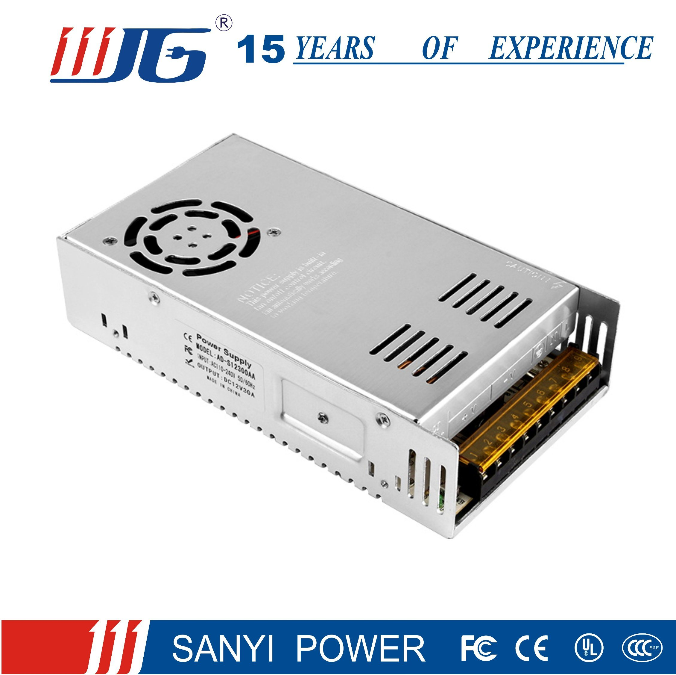 China 12v30a 360w Switching Power Supply Voltage 12v 18v Open Frame Led Driver Circuit Diagram 500w