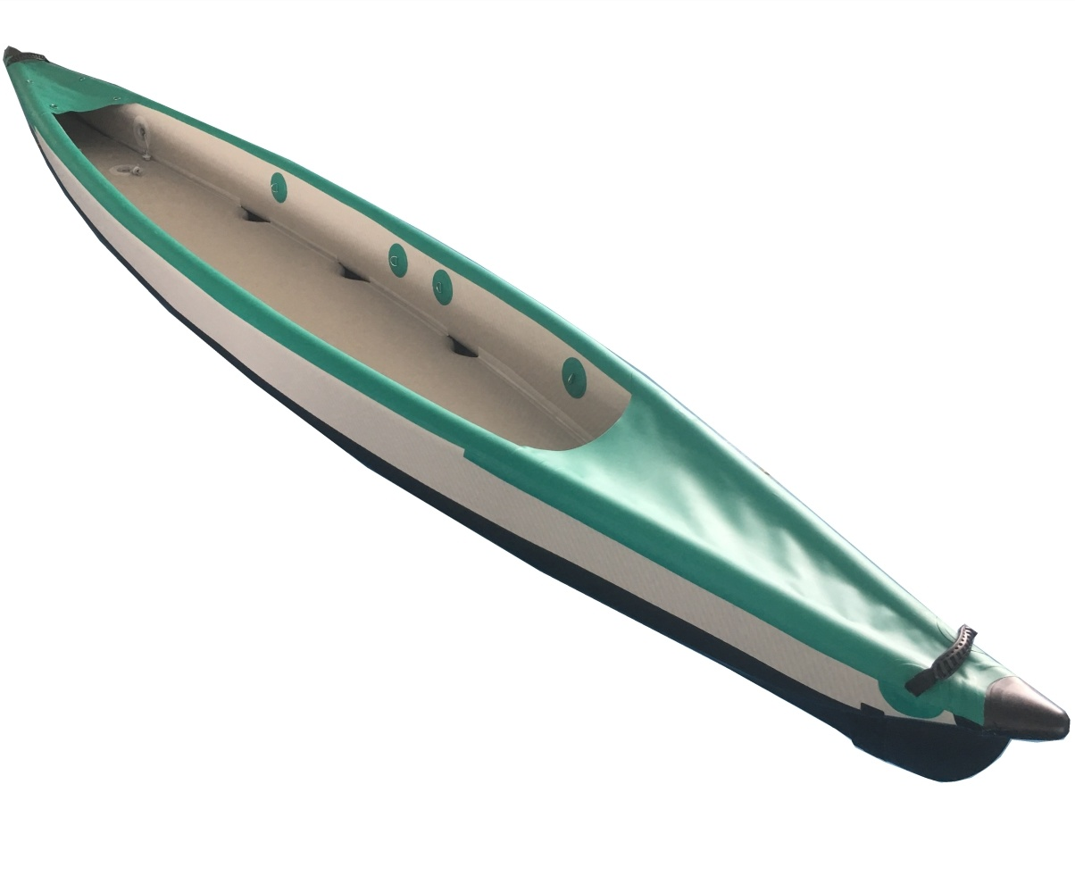 China 2 Person Tandem Inflatable Kayaks Inflatable Canoes