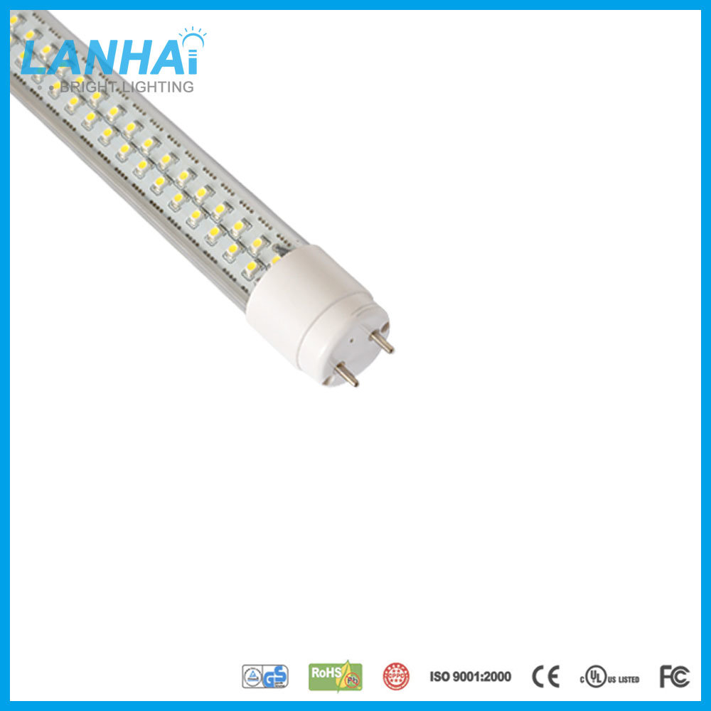 LED T8 Tube Light 8W 2ft 600mm Fluorescent Replacement Cool White Frosted