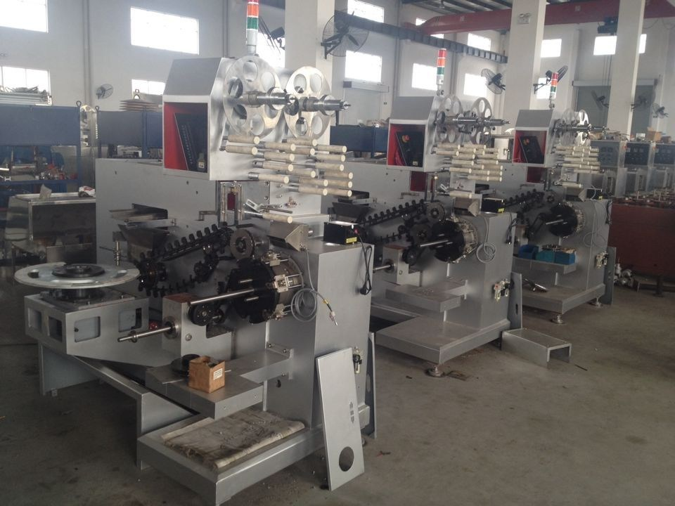 WBB-400 High Speed Lollipop Wrapping Machine