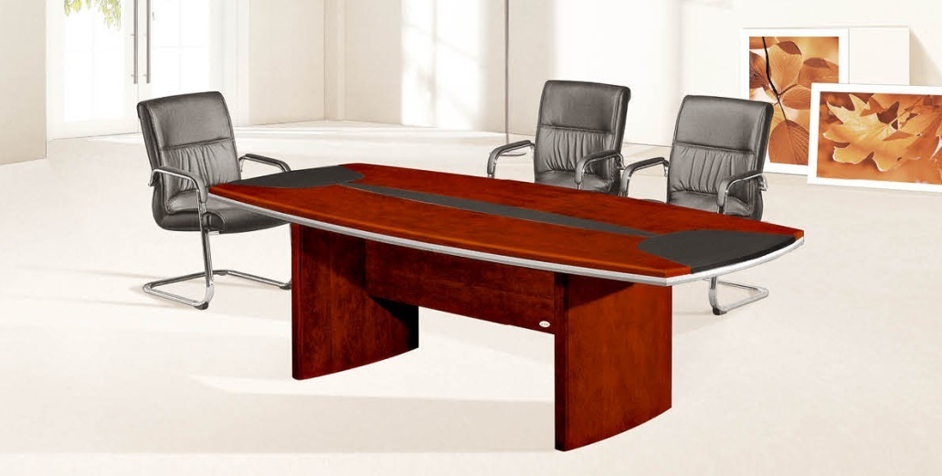 China Modern Conference Furniture Solid Wood Office Meeting Table C 4803 China Office Furniture Office Table