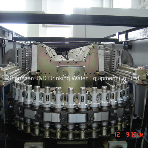 Automatic Pet Bottle Rotary Stretch Blow Moulding Machine pictures & photos