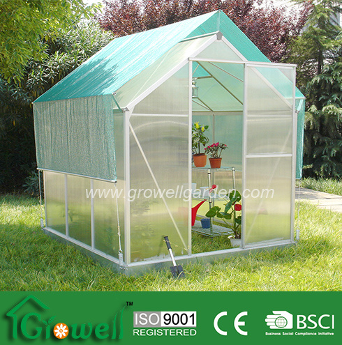 Greenhouse Shade Screen for Pretection From Sunlight