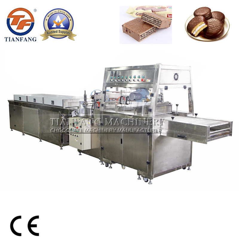 Chocolate Coating Machine with CE Certificate pictures & photos
