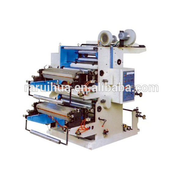 4-Color Flexographic Printing Presses PLC Computer pictures & photos