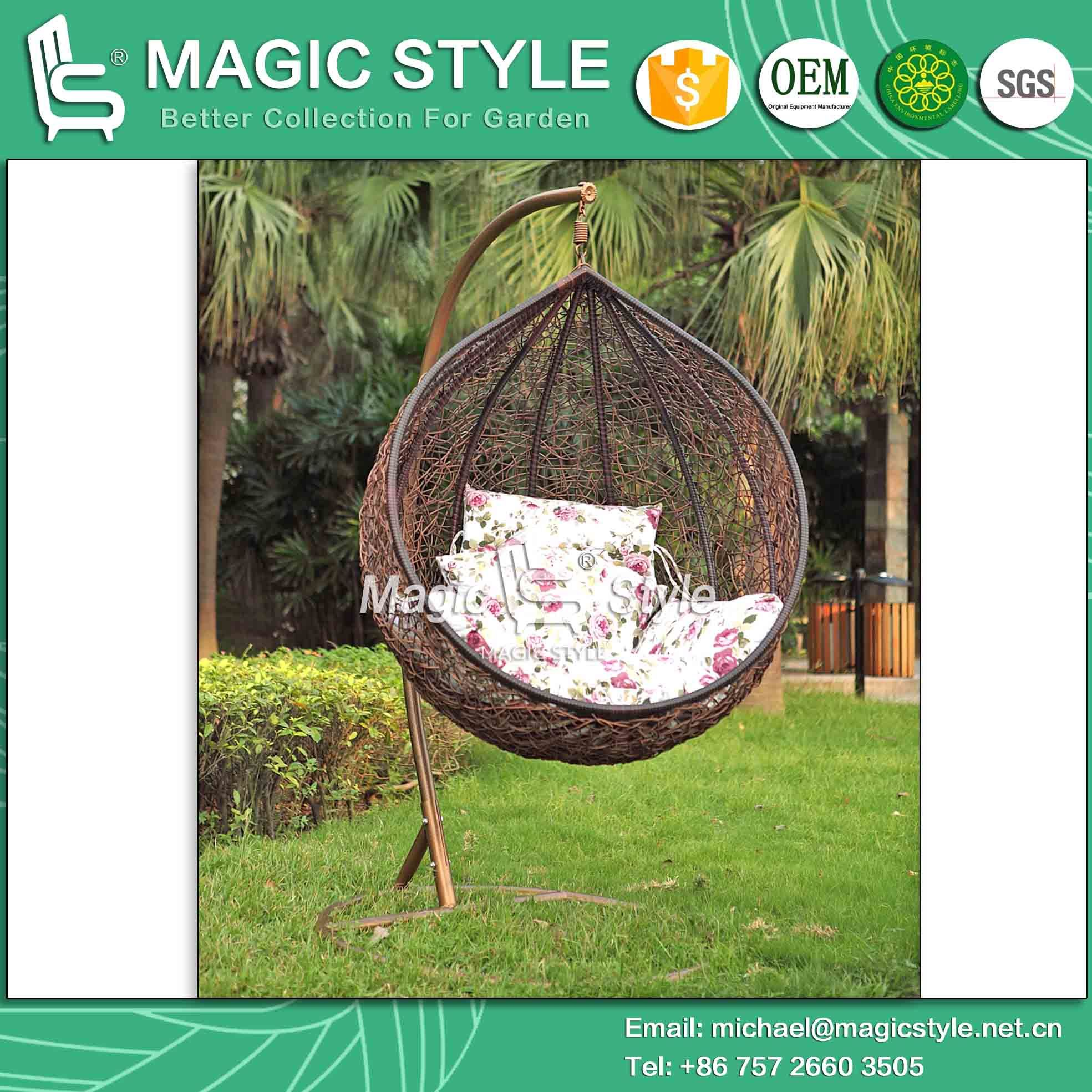 deluxe hanging products air com wood garden dp choice outdoor amazon swing chair round blue solid best hammock