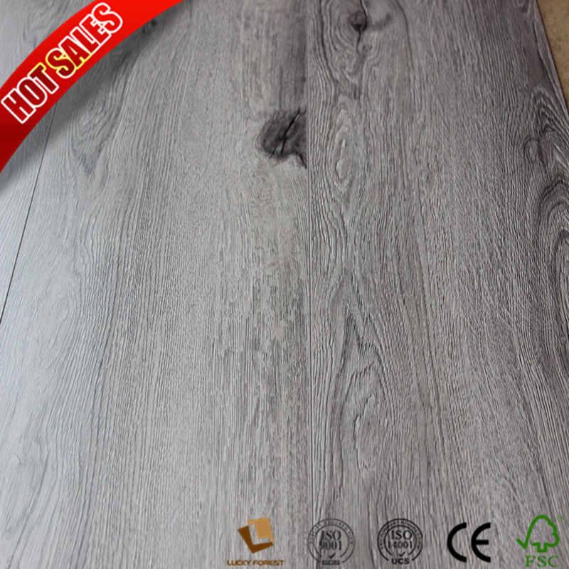 China Super Click Teak Laminate Flooring Manufacturers China Photos