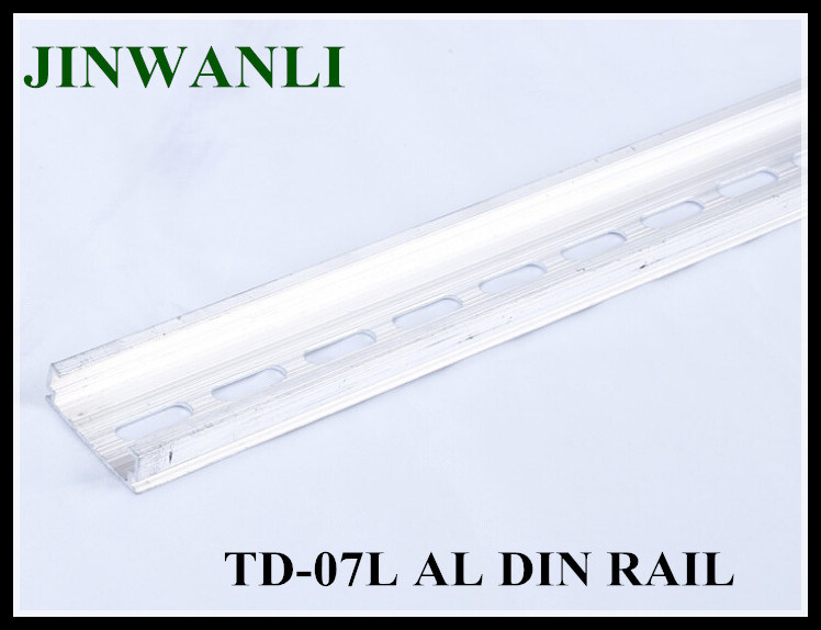 Cabinet Panel Aluminum or Steel DIN Rail