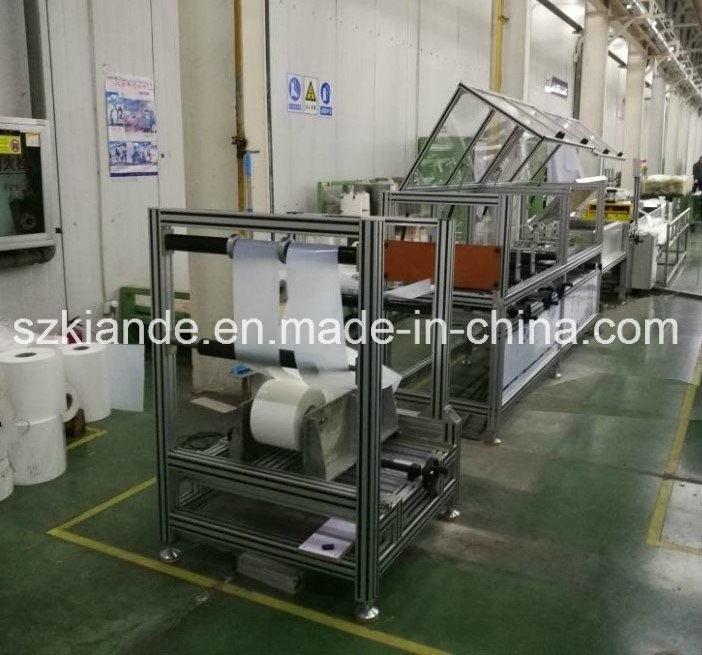 [Hot Item] DuPont Insulation Film Forming Machine, Busbar Mylar Film  Bending Machine
