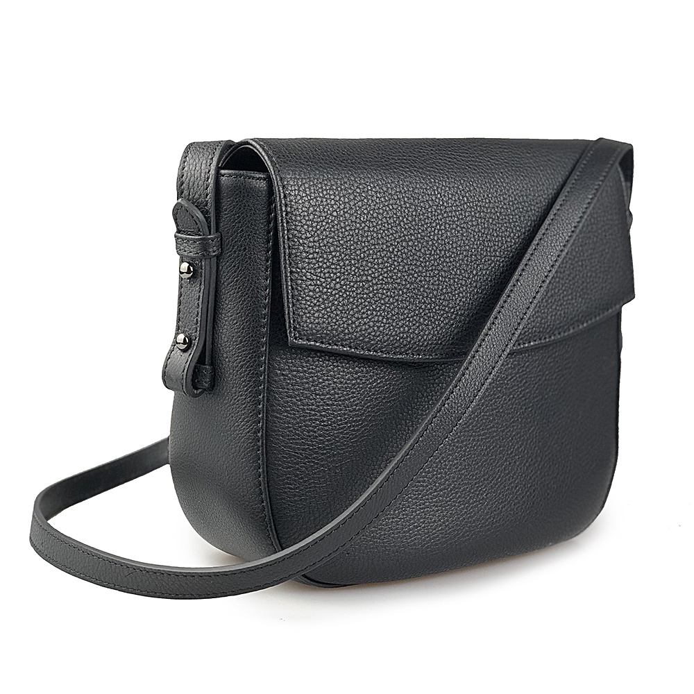 47c5a0561 China Women Saddle Bag Genuine Leather Crossbody Messenger Bag - China Crossbody  Bag, Saddle Bag