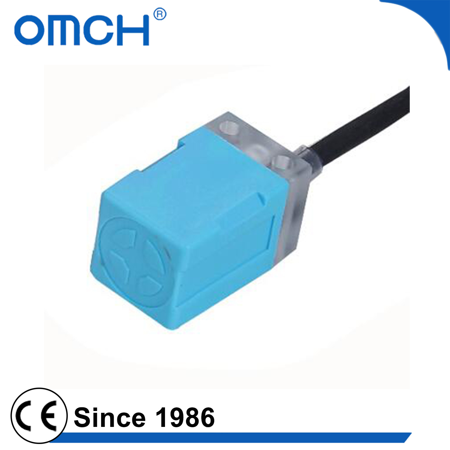 China Omch Aps-05n Connector and Square Type Inductive Proximity ...