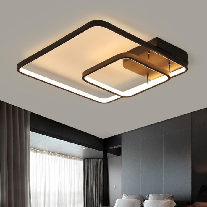 Aluminium Decorative Led Ceiling Lamp