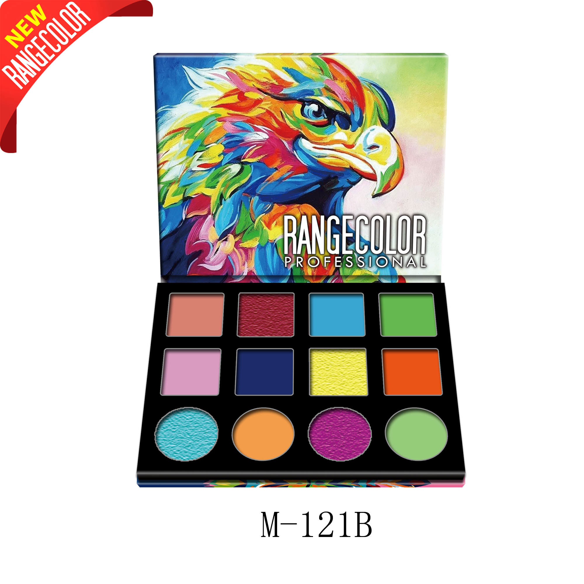 12 Colours Eyeshadow Palette pictures & photos
