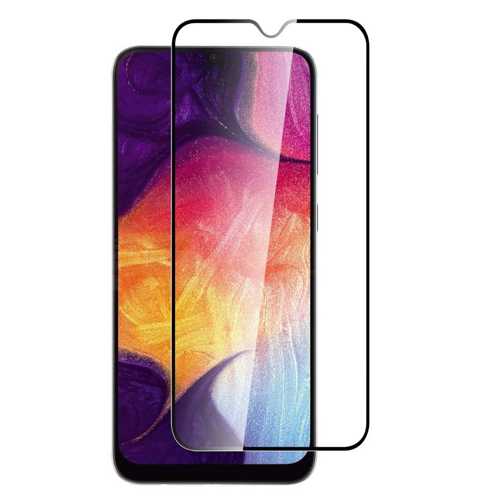 5D Full Glue Tempered Glass Screen Protector for Samsung Galaxy A20/A30/A50/M30 Screen Protector pictures & photos