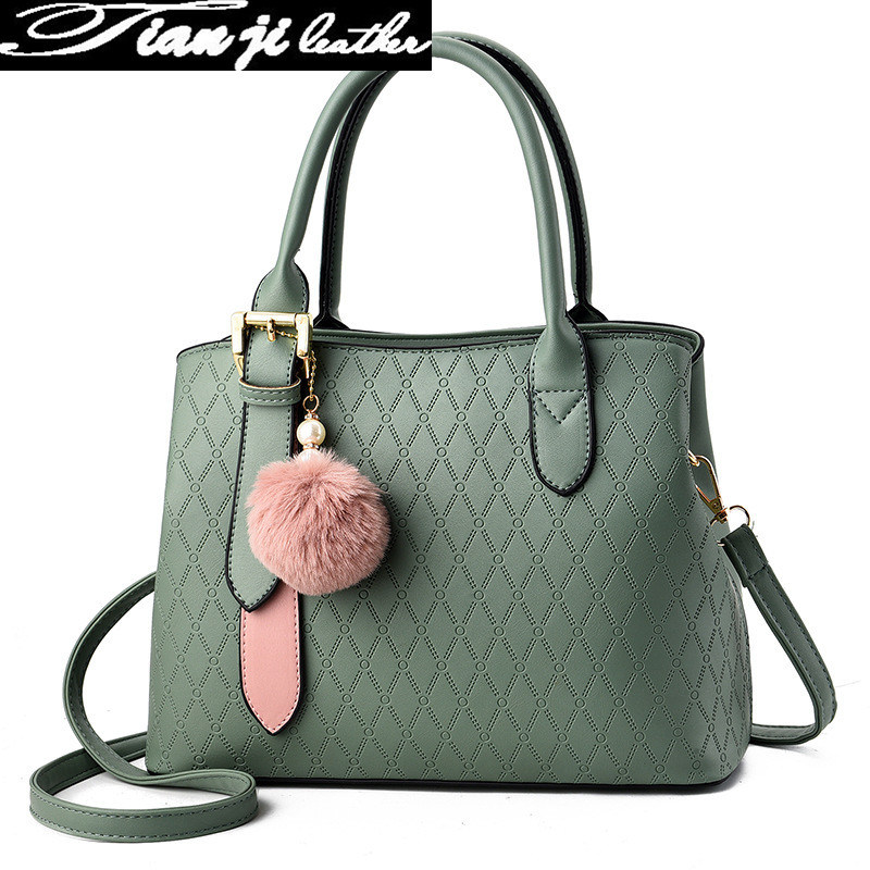 f3ef37ce24b [Hot Item] New Designer PU Leather Fashion Tote Bag Lady Handbag (J596)