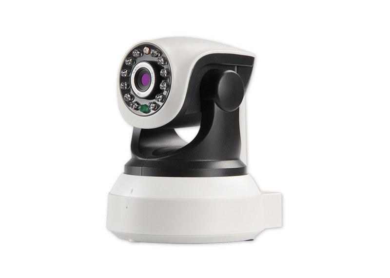 Home Video Baby Monitor IP Camera 720P HD Wireless IR Night Vision Wi-Fi cam PT