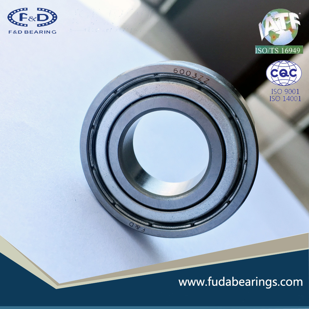 High Performance Deep Groove Bearing 6003ZZ