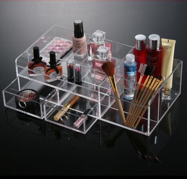 China Acrylic Makeup Storage Cosmetic