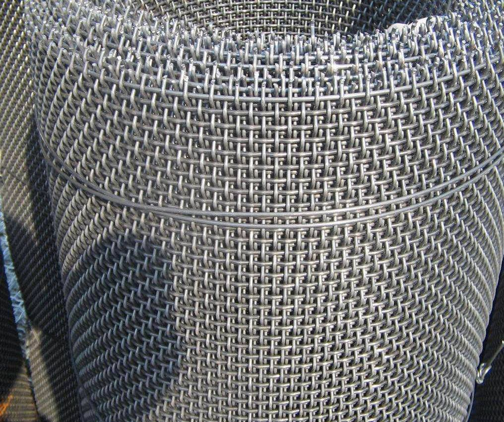 Stainless Steel Crimped Wire Mesh, Mining Screen Mesh, Wire Mesh pictures & photos