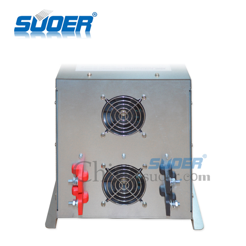 Suoer 5kw High Frequency Pure Sine Wave Power Inverter (FPC-D5000F) pictures & photos