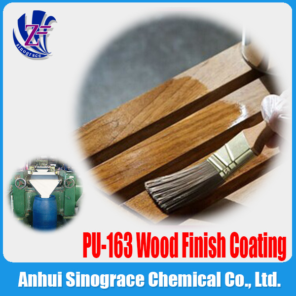 Excellent Adhesion Polyurethane Wood Coating