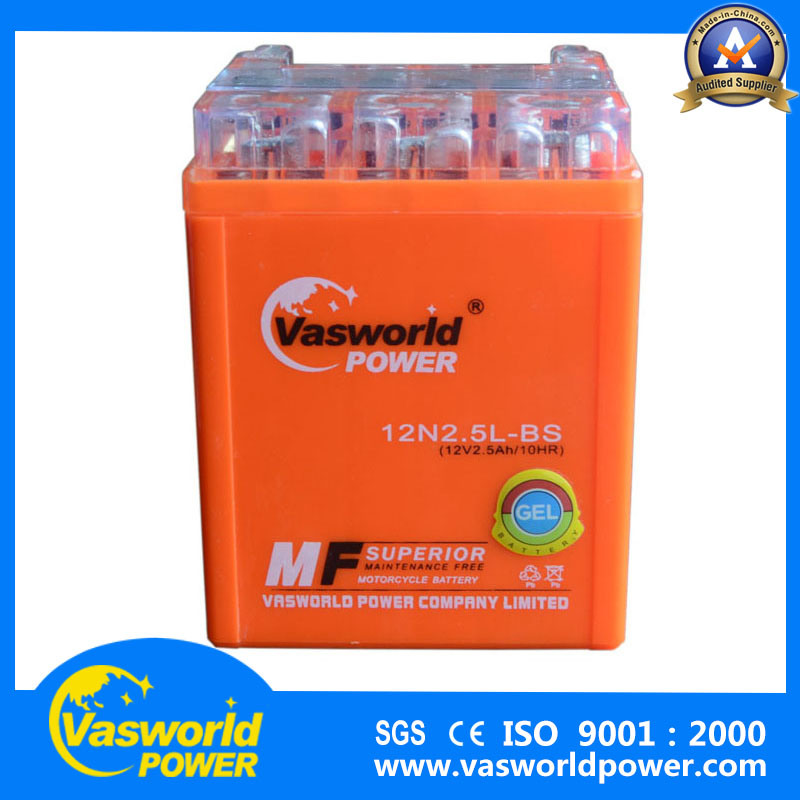 [Hot Item] High Quality Crusier Motorcycle 12 Volt Battery Electric Motor