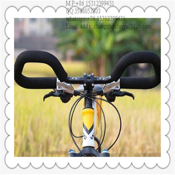 Bicycle Tube Sponge Foam Soft Handlebar Grips Cover Plug Bike Cycling Accessory
