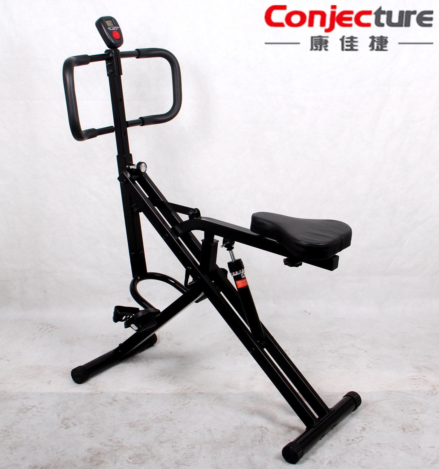China hot sale home gym equipment horse riding trainer for body