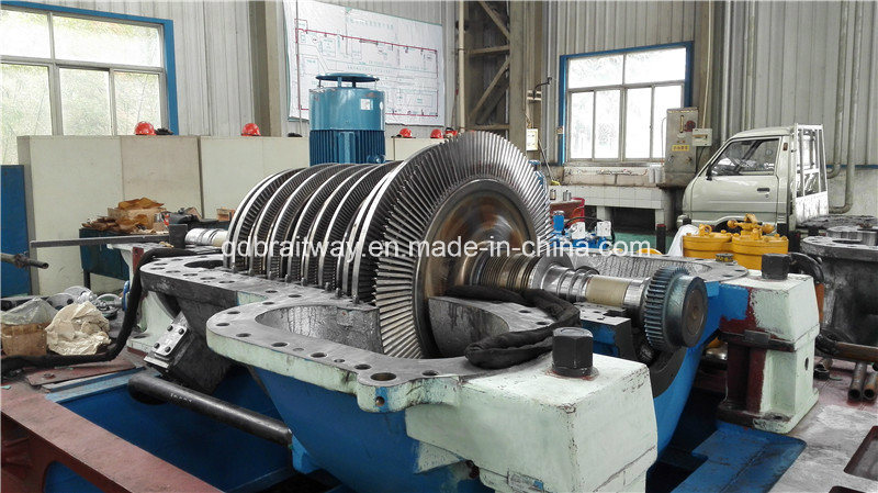Steam Turbine Generator (Back Pressure)