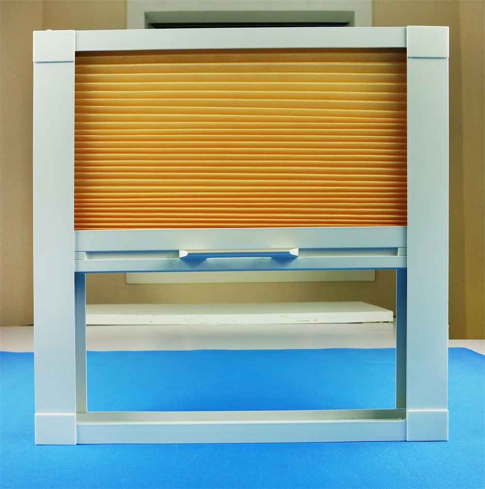 Hot Item Skylight Pleated Blinds For Roof Window Of Living Room