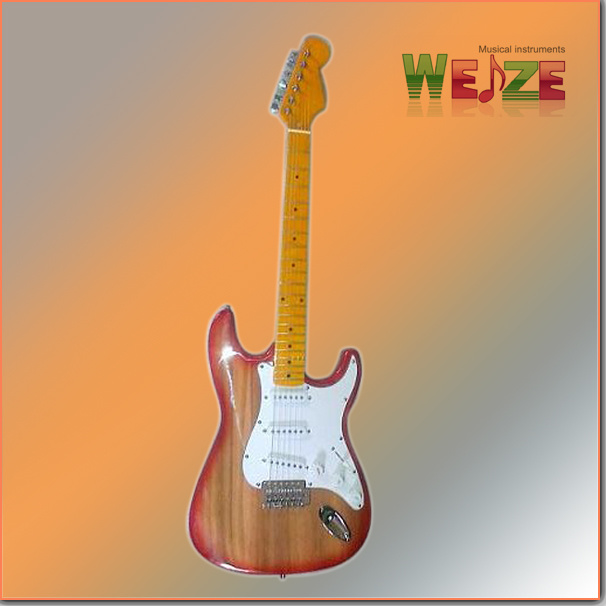 All Solid St Style Electric Guitar