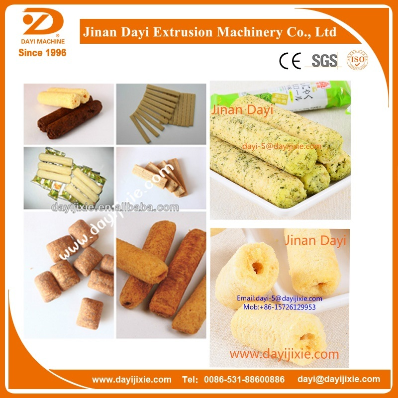 [Hot Item] Core-Filling Extrusion Food Extruder Machine Process Line