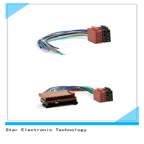 china factory price car radio stereo wire harness for ford china rh starconnect en made in china com