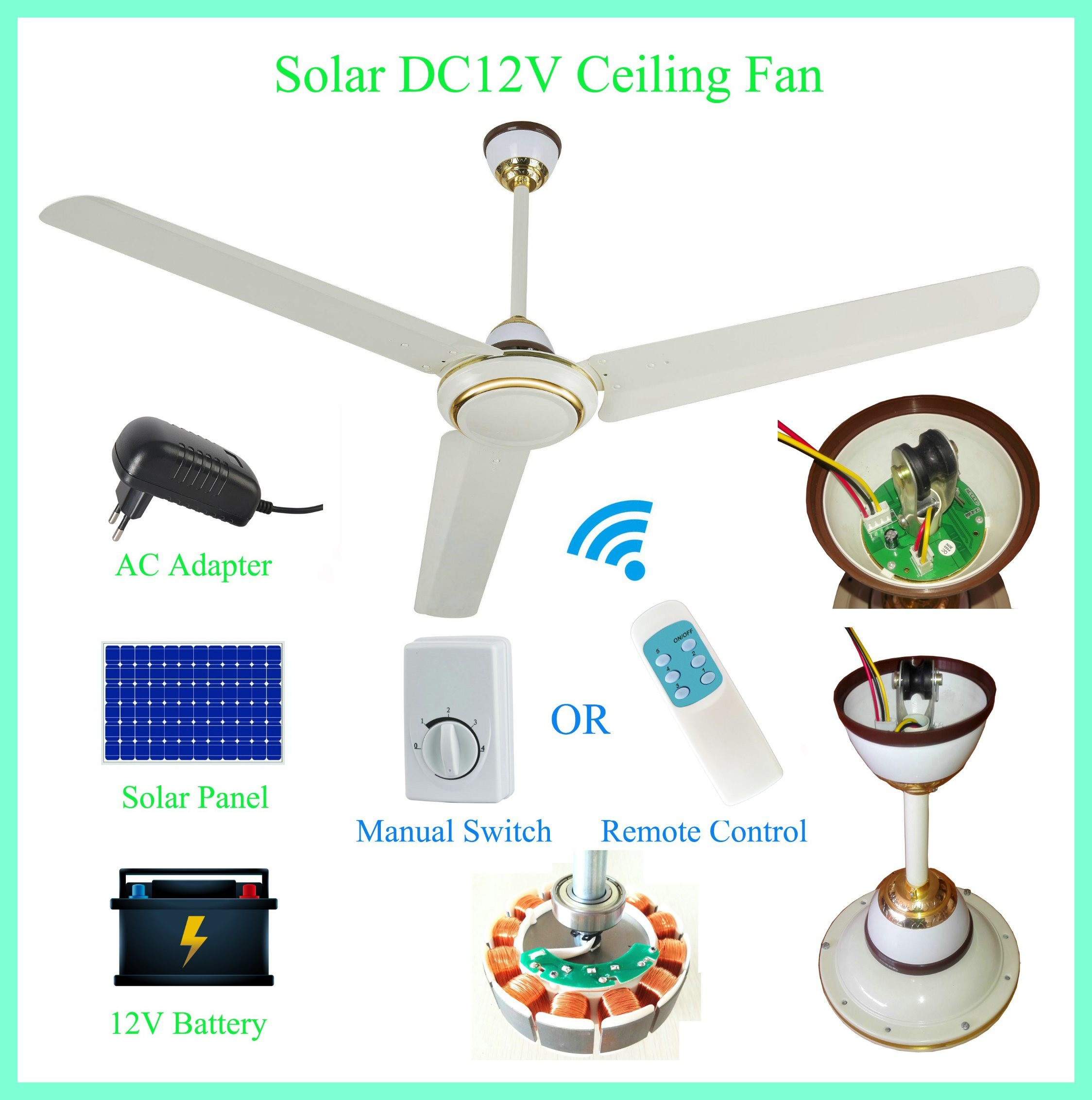 stainless light ceiling control steel viper fantasia led remote asp p fan