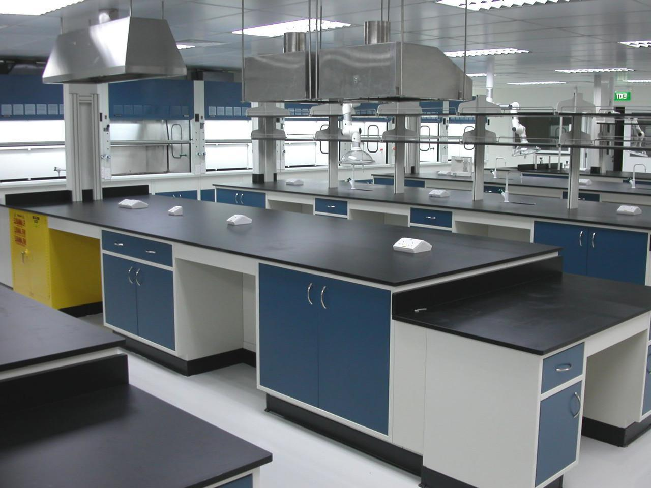 High Quality Stainless Steel Laboratory Workbench (PS-WB-002) pictures & photos
