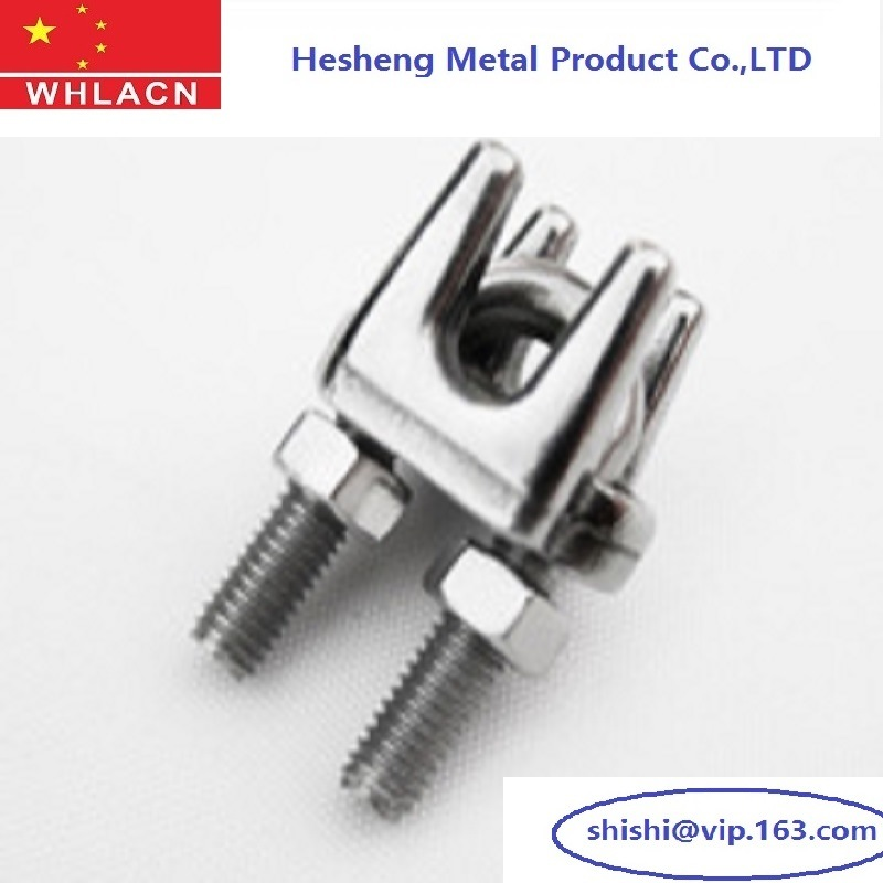 China Stainless Steel Wire Rope Clips/Wire Rope Clamps for Rigging ...
