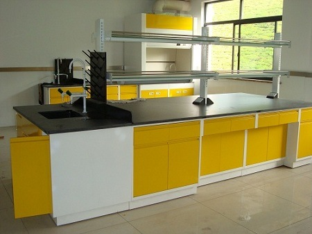 High Quality Stainless Steel Laboratory Workbench (PS-WB-001) pictures & photos