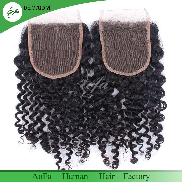 Cheap Lace Closure Top Quality Brazilian Virgin Hair Swiss Lace Closure