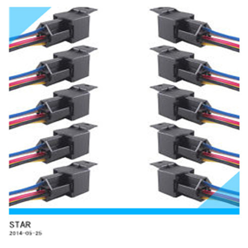 China Manufacture Auto 12v 5 Pin Relay
