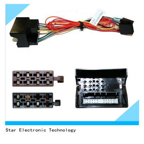 china factory automotive amp electrical wire harness with connector rh starconnect en made in china com