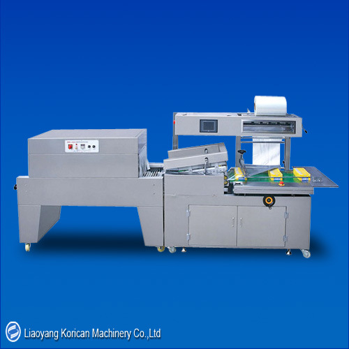 China (KZ-400LB+KDZ-450B) Automatic L-Bar Sealing & Shrink