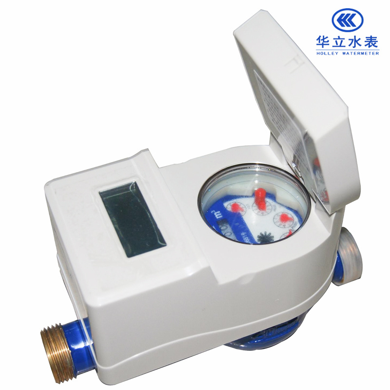 New Type Digital IC Card Prepaid Water Meter (LXSIC~15CB-25CB) pictures & photos