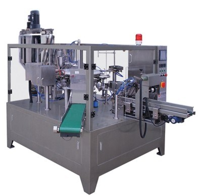 Zr8-300 Rotary Bag Given Packaging Machine