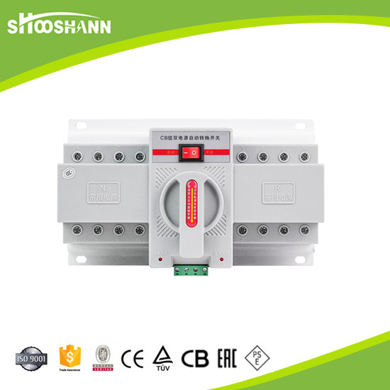 China Ats Wiring Diagram For Standby Generator 50 Amp Auto Transfer Switch