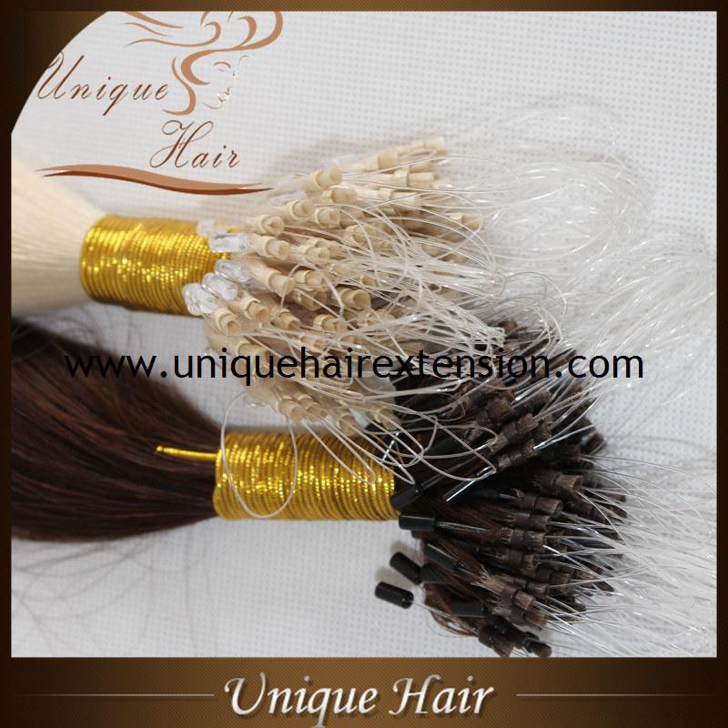 China Wholesale Brazilian Virgin Micro Loop Ring Hair Extensions