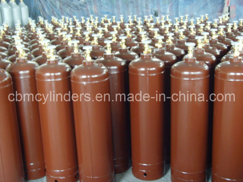 China Acetylene Bottles with Cylinder Safety Valve Guards