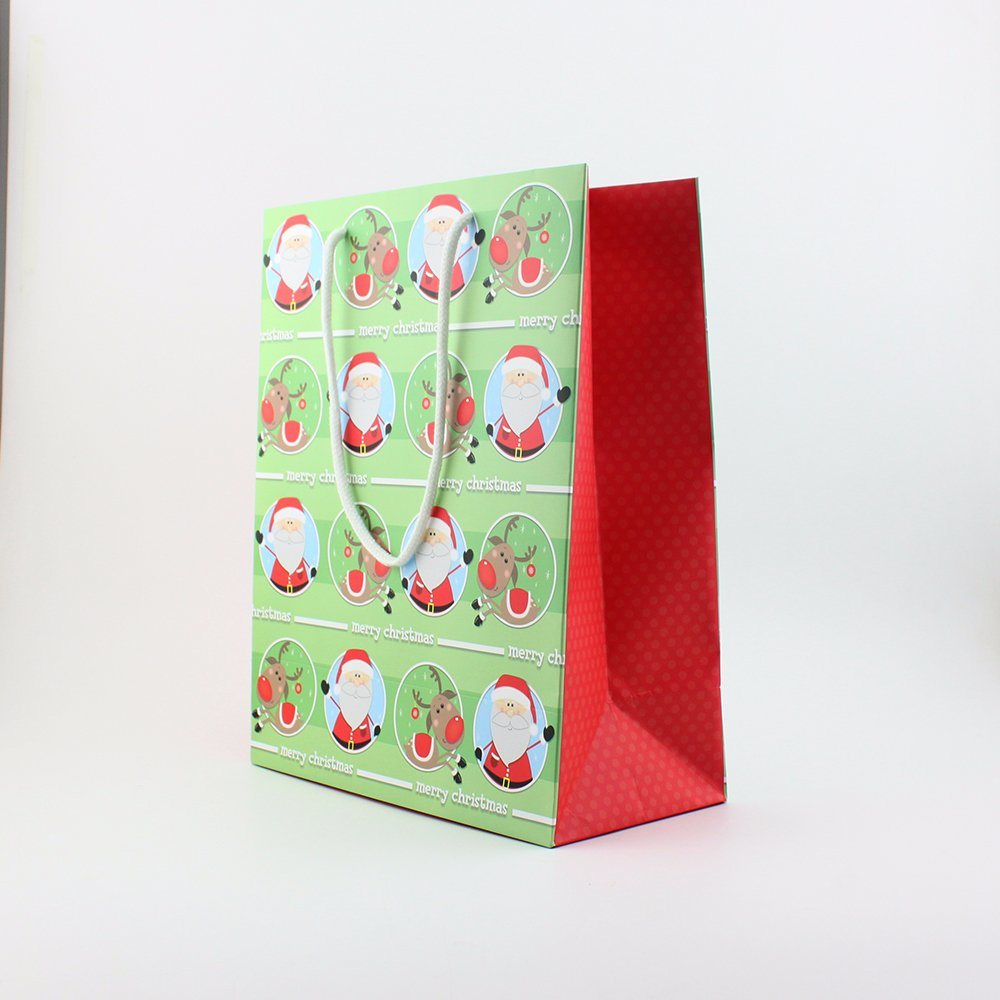 China Factory OEM Christmas Gift Bags for Kids Gifts Packaging Bags ...