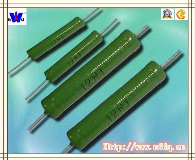 China Enamel Fixed Wirewound Resistor (SJ2746-87) - China Variable ...