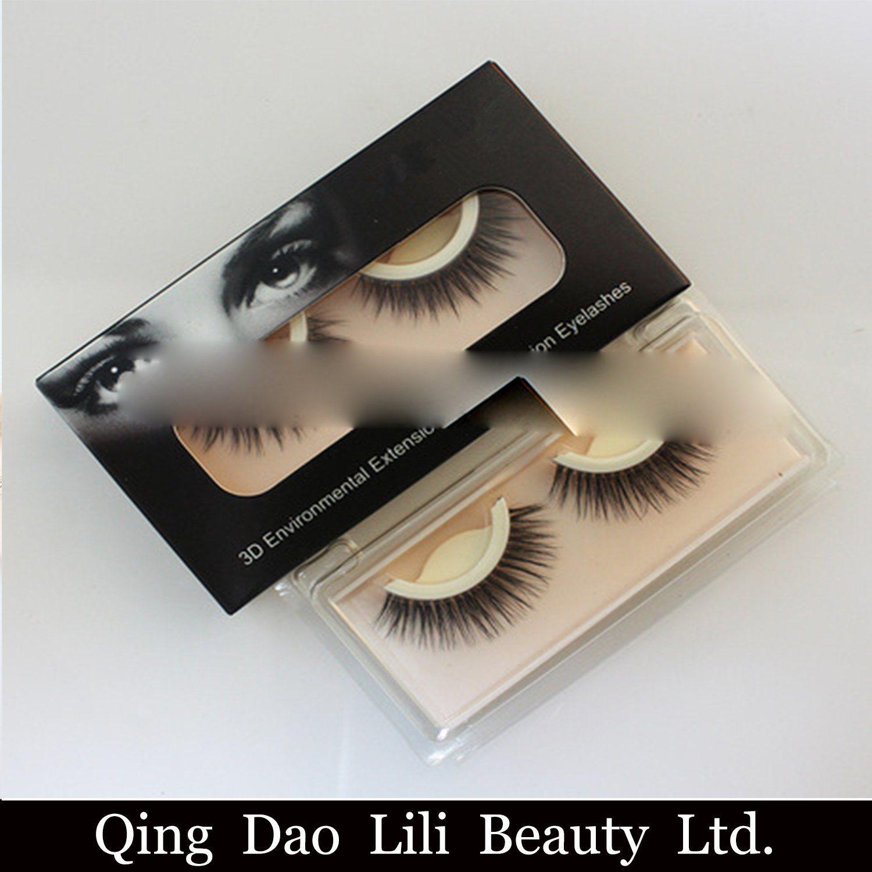 54b9c193a9b Product Name Wholesale Makeup False Eyelash Packaging Box Sable Free Sample  Individual Private Label 3D Real Mink Eyelashes Material 3D Mink Lashes Tec